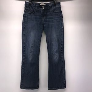 LEVI's 526 Slender Boot Jeans 8 Short